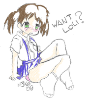 Want loli - 2 by Chronito