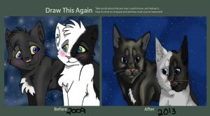 Draw this Again by IndigoCity