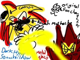 Sonic: Nazo Unleashed Part 4 by Chakra-X