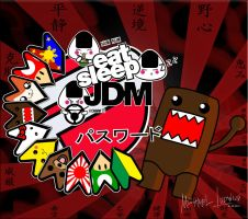 jdm domo by michaelludwig