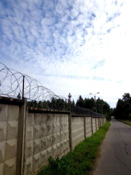 Beyond the military fence by Shin280891