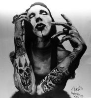 Mr. Manson by Donovv