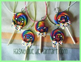 Rainbow Sweets by HasNoClue