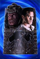 Army of Darkness Tribute by MikePerryArt