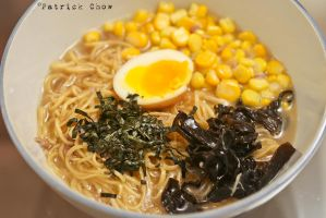 Ramen by patchow