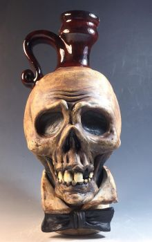 Dr. Necro Victorian Physician Jug- FOR SALE by thebigduluth