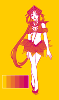 Limited Palette Kakyuu by KittyCatKissu