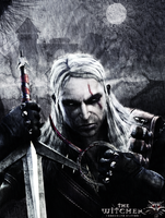 The witcher by fir3hand