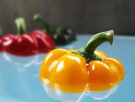 Bell Peppers II by SongYong