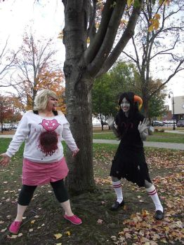 Homestuck - Corpse Party by WannaTasteOurRainbow