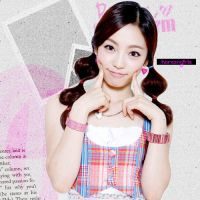 is a cute Hara by SujuSaranghae