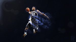 Rudy Gay by RGray525