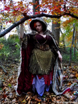 Autumn Witch 43 by MorganCrone