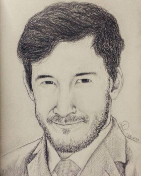 Markiplier For President~ by Laily95