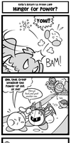 Kirby Short Comic - Hunger for Power? by JamesmanTheRegenold