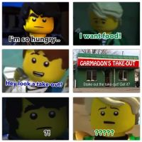 GARMADON HAS A JOB by ChibiCinnamonRoll