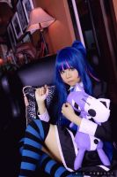 Anarchy Stocking - Stocking's Room by NioTan