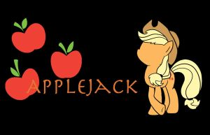 AppleJack Background by Shadaily