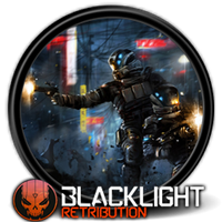 Blacklight: Retribution - Icon by Blagoicons