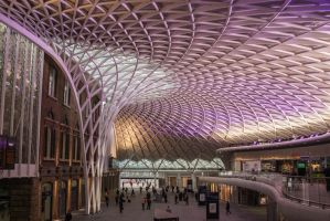 Kings Cross Ceiling by daliscar