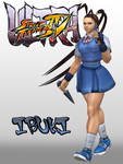 USFIV Ibuki School outfit for XPS download by KSE25