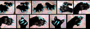 Ness Handpaws by CuriousCreatures