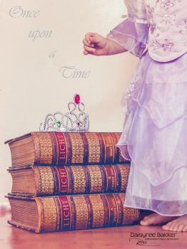 Once upon a time by DaisyreeB