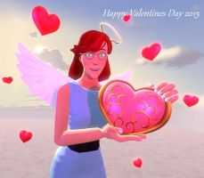 Happy Valentines Day 2015 by MAGAngel