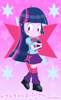 .: Twilight Sparkle - The Element of Magic :. by GamingGoru