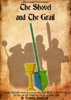 The Shovel and The Grail by FlantsyFlan