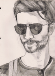 kyle simmons by amyfieldmouse