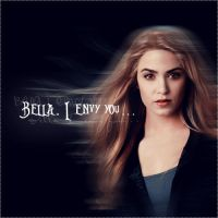 138. Rosalie Hale by MyMuseTwilight