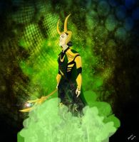 Loki by The-Poumi