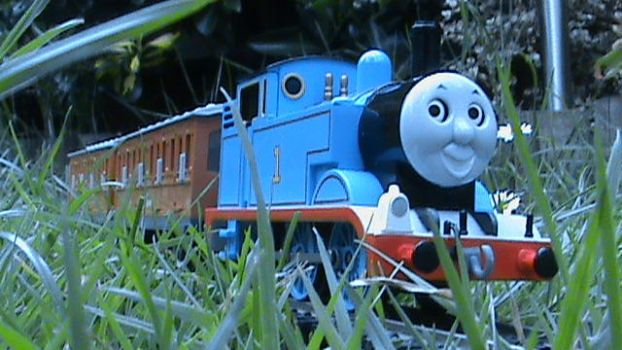 Thomas the tank engine by Olivergwr11