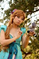 Disney Enchanted: Giselle by JoLuffiroSauce