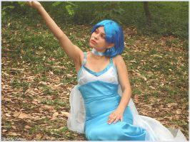 Princess Mercury Cosplay by palchan