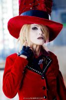 Ruki cosplay (cockroach vrs.) by gabybriefs93