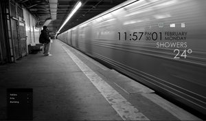 subway by Hundebein