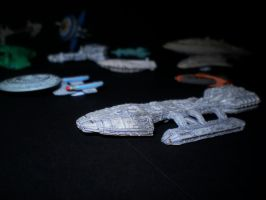 Rag Tag Fleet - pic 2 by CyberDrone
