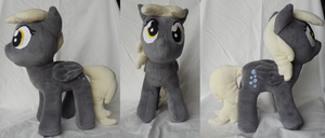 Plush Derpy by Hovel
