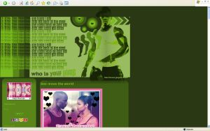 50cent Blog Desing by fakediamonds