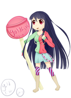 Lolly  by Goldfish-24-7