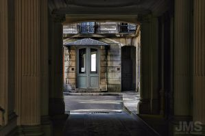 Paris Passageway by steeber