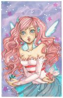 The angel dancer 2 by Karura-San