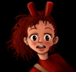 Arrietty by Yoshiny