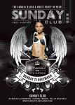 Club Black And White Party With Dj by n2n44