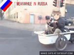 Hetalia GIF: Meanwhile In Russia by DaGlaceonGal