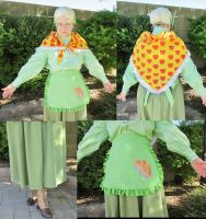 Angles of Granny Smith by Naomi-Daos