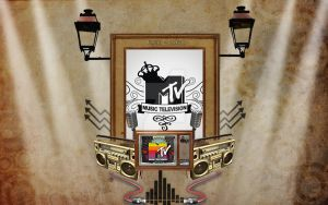 MTV Wallpaper by GonzalezPT