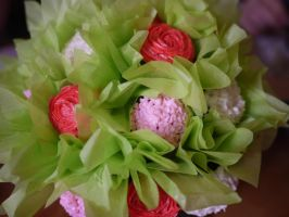 Mother's day bouquet by Midnight-Cupcakes